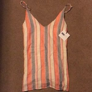 Beach Riot dress or cover up S